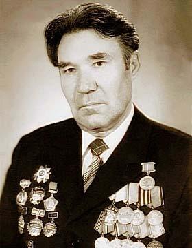 Нефёдов Дмитрий Никитович