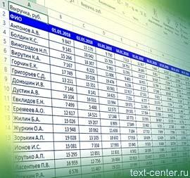 Нужно выполнить работу в Excel? Обращайтесь!